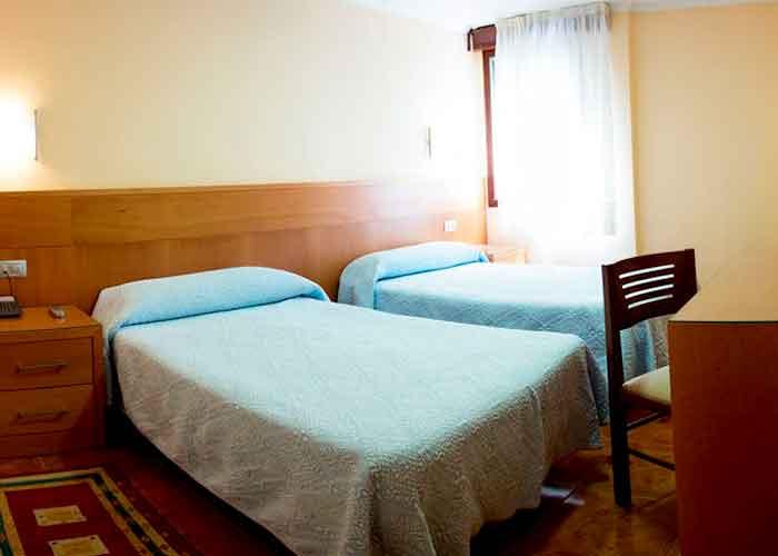 Dónde dormir en Ourense