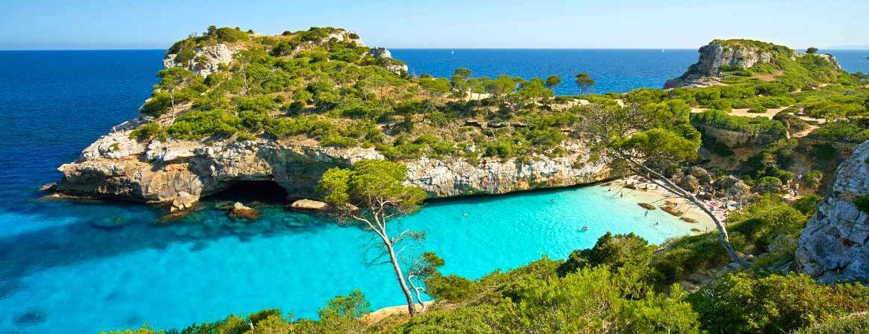 Mediterranean paradises
