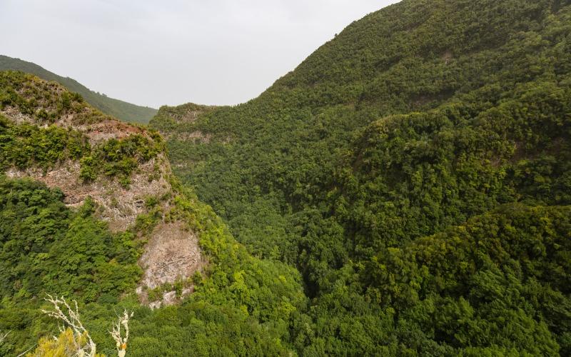Views from el Espigón Atravesado