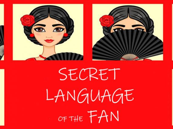 The Secret Language of Hand Fans