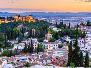 Granada, the Nasrid Capital in Andalusia