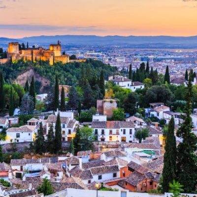 Granada, the Nasrid Capital in Andalusia
