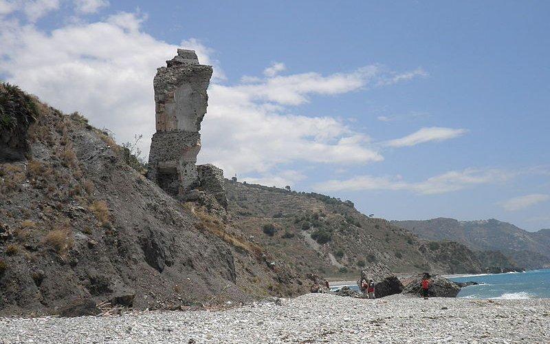 Torre del río de la Miel