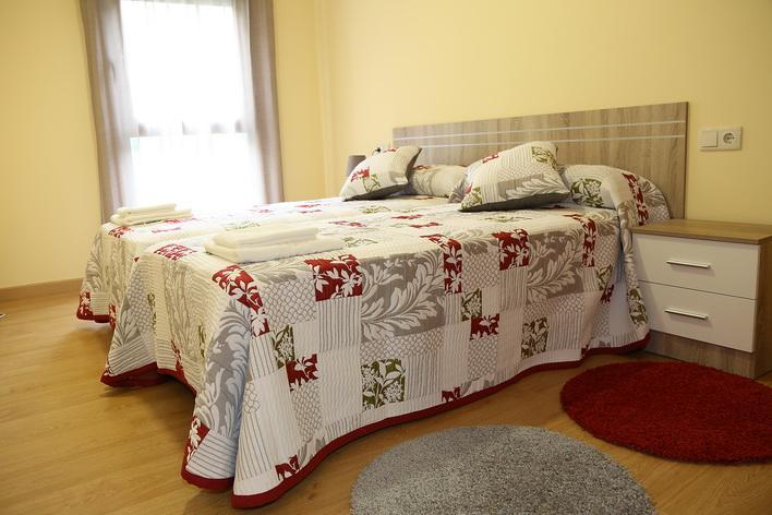 dónde dormir en Caldas de Reis