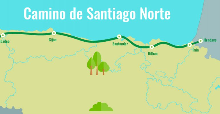 Northern Way to Santiago