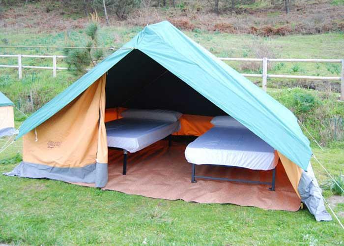 Dónde dormir en Islas Cíes