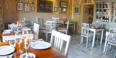 comer vejer frontera restaurante corredera
