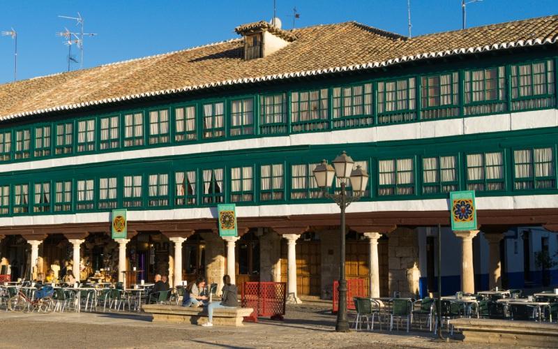 square of Almagro