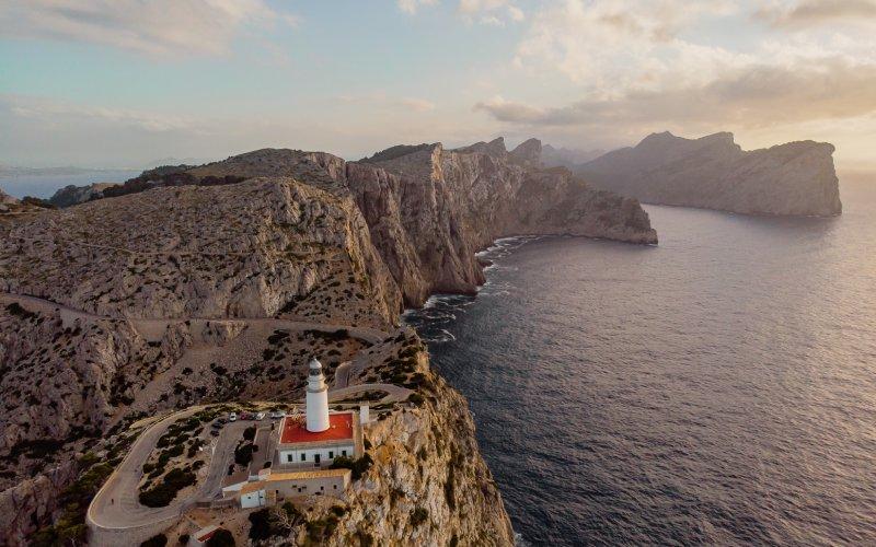 lighthouse of Formentor