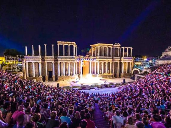 Mérida's Classical Theater Festival