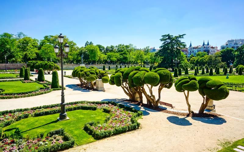 Jardines del Buen Retiro