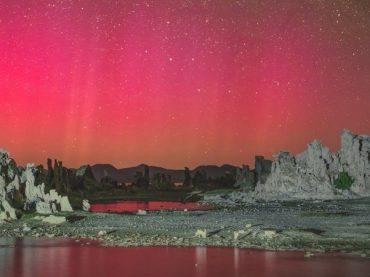 The day when Spaniards mistook a polar aurora for the Apocalypse