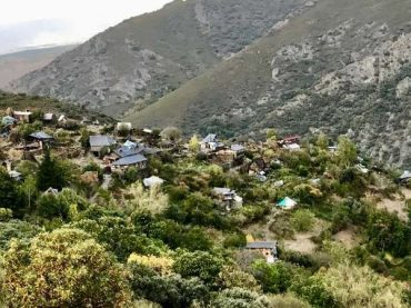 Matavenero, the hippie village in León where people from all over the world live