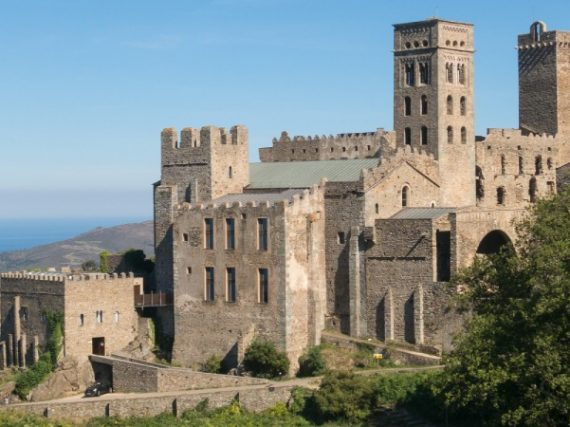 Monastery of Sant Pere de Rodes, a work from the 10th century