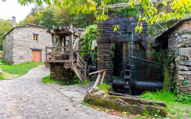 pueblos abandonados de España
