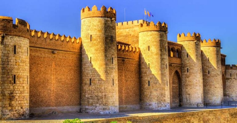 The most fascinating castles in Zaragoza