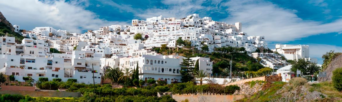 towns of andalusia