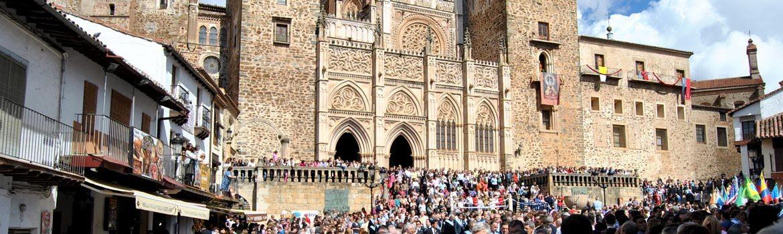 Fiesta de la Hispanidad de Guadalupe - España Fascinante