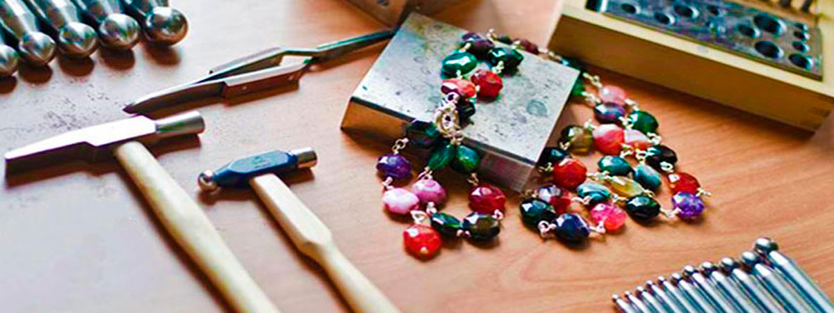 Joyas artesanales de Mabe Abenza