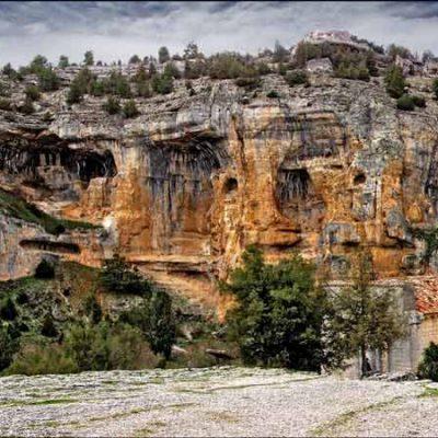 Cañón del Río Lobos Natural Park