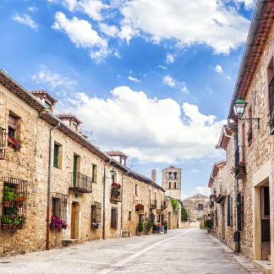 The most beautiful villages in Segovia
