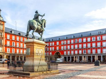 Madrid's Plaza Mayor: 400 years of history, 5 different names and all kinds of uses