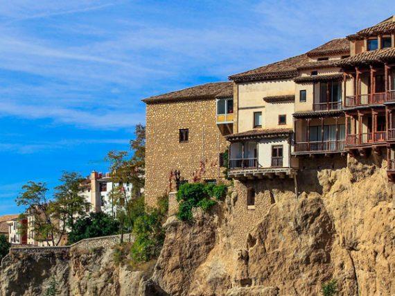 The Historical Casas Colgadas (Hanging Houses) of Cuenca
