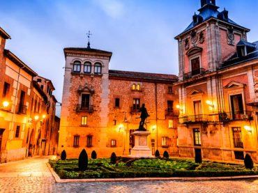 Five secret spots in central Madrid