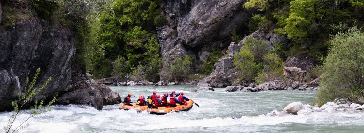 The other descents of the Sella: 5 whitewater rivers to navigate