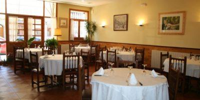 comer montanana restaurante hostal condes ribagorza