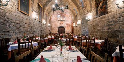 Comer Roda Isabena restaurante hospederia