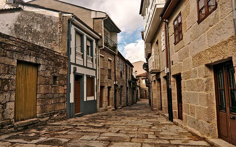 Rincones de la España sefardita: Ribadavia (Orense)