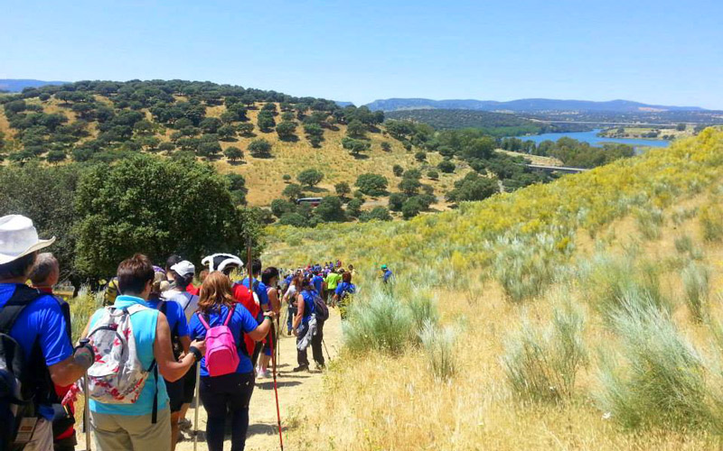 Route of Los Ingleses, hiking | Photo: romangordo.org