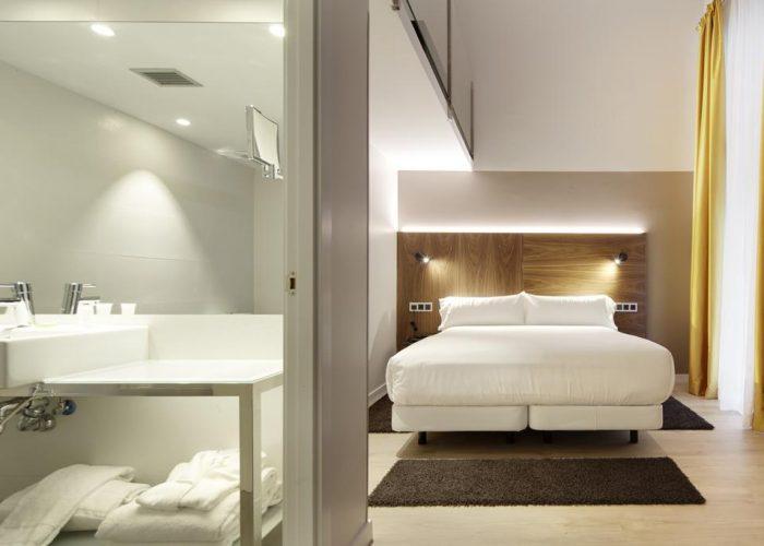 dormir san sebastian hotel arrizul congress