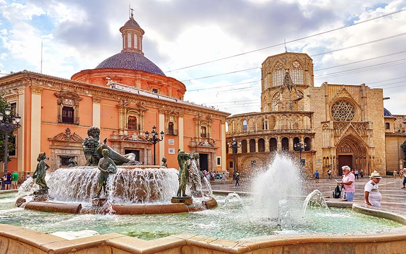 Things to do in Valencia.