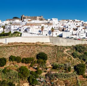Vejer de la Frontera, one of the most beautiful towns in Cádiz