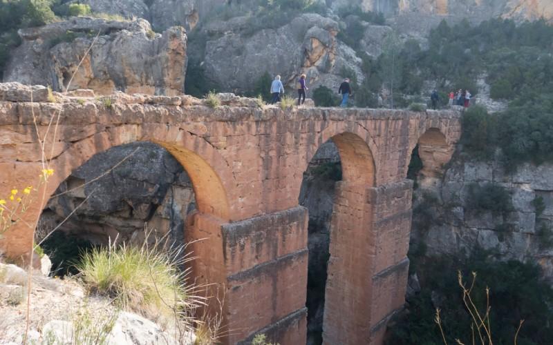 Roman Aqueduct of Peña Cortada