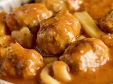 Albóndigas de Choco Recipe, the special fishballs from Andalusia