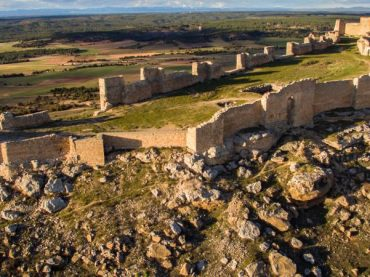 The Castle of Gormaz: the largest Arab fortress in Europe