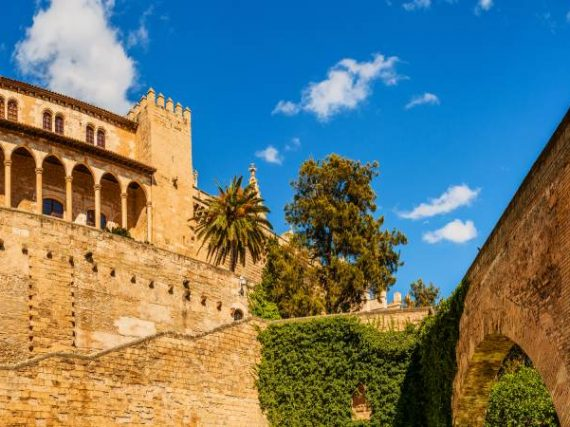 The Royal Palaces of Spain, art as a witness to history