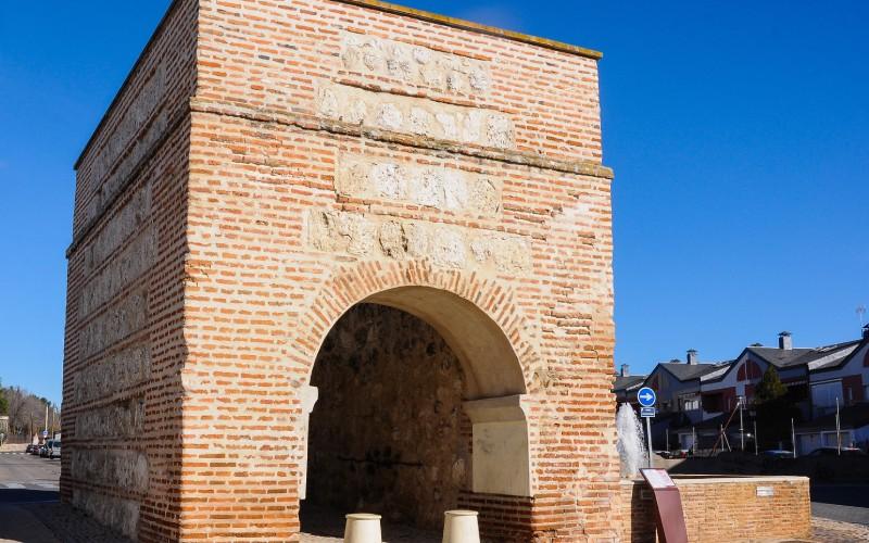 Arch of Ugena, Illescas