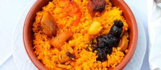 arroz horno agramunt