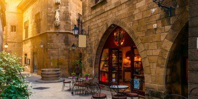 Dónde dormir en el Barrio Gótico