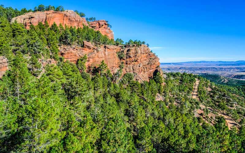 espacios naturales de Teruel