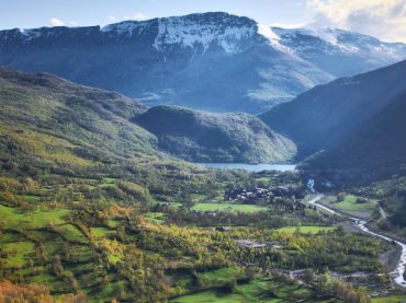 Route through the most beautiful villages of the Aragonese Pyrenees