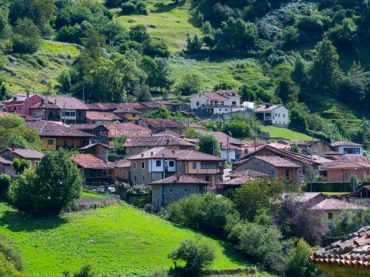 Bermiego, the Asturian village where time stops