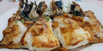 comer pescado fresco san vicente barquera restaurante boga boga