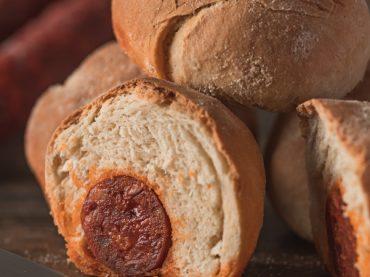 Bollo Preñao recipe, the most famous chorizo bread rolls in Asturias