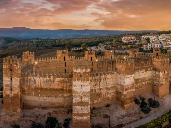 The Oldest Preserved Castle in Spain