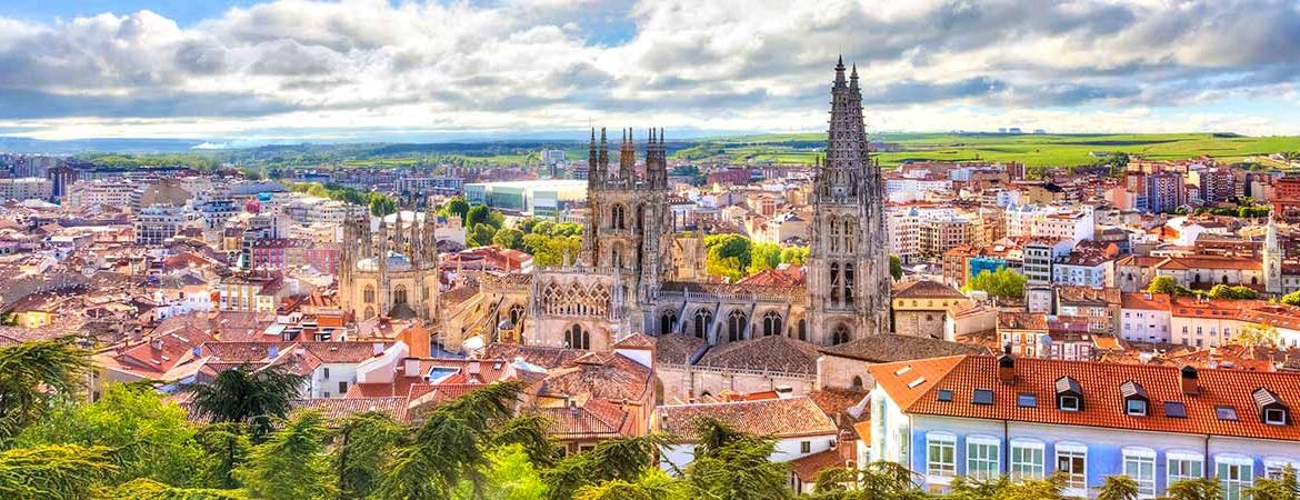 Free Tour Through Burgos